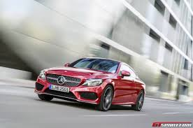 To get all four wheels spinning on the 4matic trim, you'll have to fork out $49,200. 2016 Mercedes Benz C Class Coupe Detailed For Europe Gtspirit