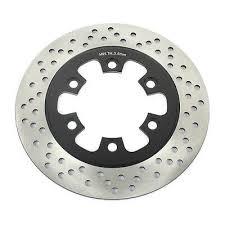 Rear Brake Rotor Disc <b>for HYOSUNG</b> GT125 <b>GT250 GT250R</b> ...