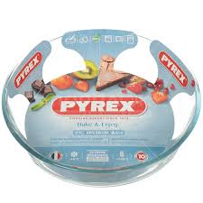 <b>Форма для выпечки</b> Pyrex <b>Classic</b> 828B000 стеклянная, 26 см в ...