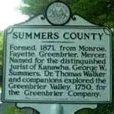 Summers County, West Virginia
