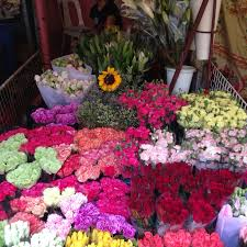 0989 dangwa is metro manila s whole flower mart all kinds of blooms are available