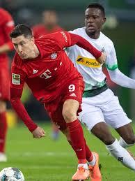 While bayern continued to enjoy unparalleled success throughout the. Bayern Nach Niederlage In Gladbach Kampferisch Fc Bayern Munchen