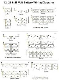 battery bank wiring diagrams 6 volt 12 volt series and 10multiplevoltwiringdiagram