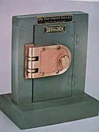the original segal lock was developed in 1912 by samuel segal a new york city police officer who saw a need to protect residents form thieves jimmying or