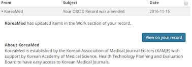 Basic And Data Record Orcid Add Members Update An On Tutorial