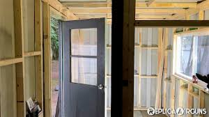 Image Aluminum Shipping Container Project All Framed With Window Doors Home Construction Improvement Shipping Container Project All Framed With Window Doors Youtube