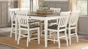 white counter height table. Shop Now White Counter Height Table