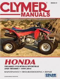trx400ex sportrax haynes manuals Honda 400Ex Parts Diagram at 01 Honda 400ex Colored Wiring Diagram