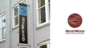 wood furniture design logo. goodwood-brand-dev-exterior-sign-logo wood furniture design logo i