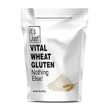 Mix dry ingredients in a bowl and set aside. Buy It S Just Vital Wheat Gluten Flour High Protein Make Seitan Low Carb Bread 20oz Online In Indonesia B08rsvnxkw