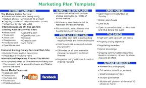 Day Business Plan Template 30 Marketing 60 90