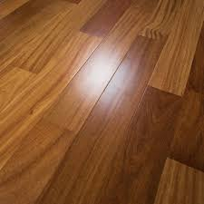brazilian teak prefinished solid wood flooring 5 x3 4 clear grade tropical