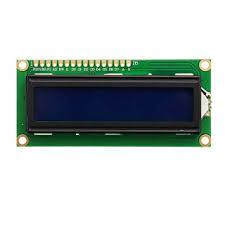 Seasiant India 1Pc <b>1602 Character LCD</b> Display Module: Amazon.in ...