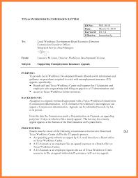 Unemployment Appeal Letter Sample Full Screnshoots Ca Resume