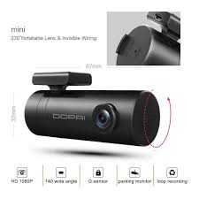 <b>DDPAI Mini</b> Car Dash Camera with Upgraded Night Recording ...
