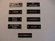 marine electrical panel marine electrical distribution panel labels
