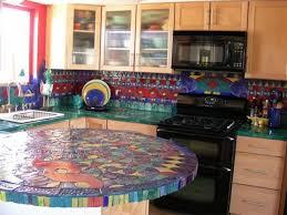 Latest Kitchen Tiles Design Colourful Tiles On Mosaic Ideas For Kitchen 2449 Latest