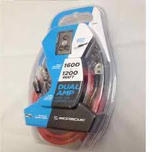 scosche amp wiring kit 1200 watt scosche image scosche 1600 1200 watt dual amp add on wiring kit 2 channel on scosche amp wiring