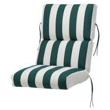 highback patio chair cushion for in palmdale california home decorators collection maxim forest sunbrella