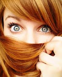 redhead mascara