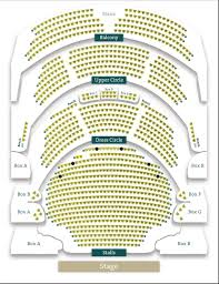Theatre Royal Newcastle Seating Chart 51 Proper Beatles Love Seating Map