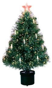 Fiber Optic Tree With Candles 125 Tips 3u0027  Christmas Trees  By Black Fiber Optic Christmas Tree