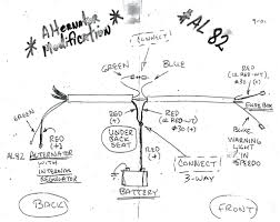 Nice ford one wire alternator wiring vig te diagram wiring ideas