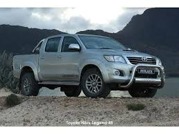 The Legend returns: Toyota Hilux Legend 45 | Auto Trader South Africa