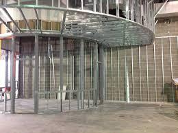 interior metal framing. Exterior And Interior Metal Stud Framing I