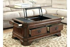 lift top ottoman coffee table lift top storage coffee tables coffee tables stunning lift top coffee