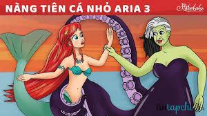 1️⃣ Nàng Tiên Cá Nhỏ - Biển xanh sâu - tập 3 | Truyện cổ tích việt nam Hoạt  hình cho Trẻ Em ™ Tin Tạp Chí