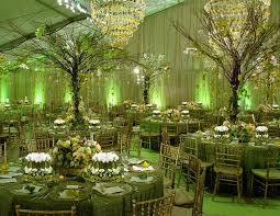Green Themed Beach Wedding : Wedding themes giftwrapping and crafts  materials