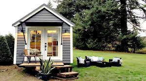 Tiny House On Wheels Fresh Clean Simply Chic Interior Small Home - Tiny house on wheels interior