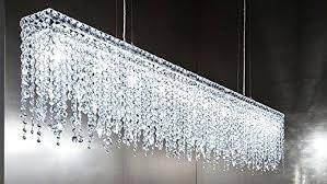 full size of modern contemporary broadway linear crystal chandelier lamp habitat rectangular island dining room ligh