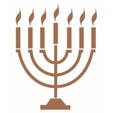 chandelier 7 branches juif sticker bouddha agrandir l image