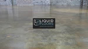 art stained concrete floor savannah georgia liquid floors after