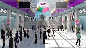 Virtual Lobby Design