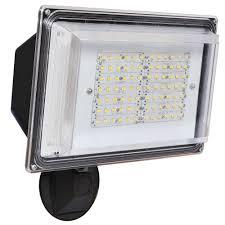 Flood  Security  Motion Sensor Lights GoingLighting - Led exterior flood light fixtures