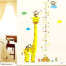 Giraffe Growth Chart Mrmike