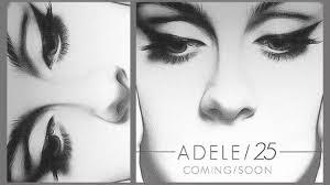 adele 25 al cover inspired makeup tutorial