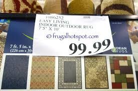 gallery costco indoor outdoor rugs