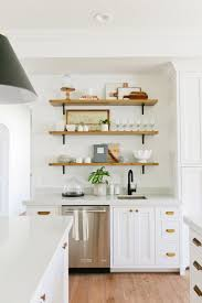 interior design fo open shelving kitchen. Open Shelving In White Kitchen Design | House Of Jade Interior Fo I