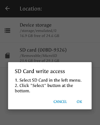 Sd Card Gimmicks On Android Sync