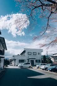 japan, fujikawaguchiko, trees, iphone ...