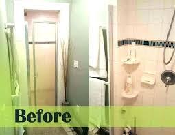 cost to retile bathroom floor shower