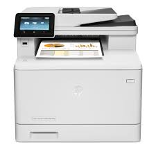 Hp Laserjet Pro Mfp M477fdw All In One Wireless Color Printer Apple