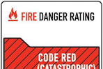 Fire code red