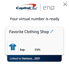 Maybe you would like to learn more about one of these? Eno Your Capital One Assistant