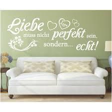 Dekoration Wandtattoo Sprüche Zitate Wohnzimmer Schlafzimmer Sticker