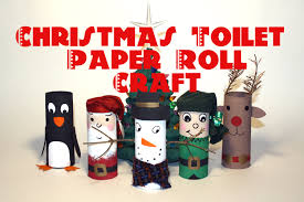 368 Best Let The Good Times Rollpaper Tube Crafts Images On Christmas Crafts Made With Toilet Paper Rolls